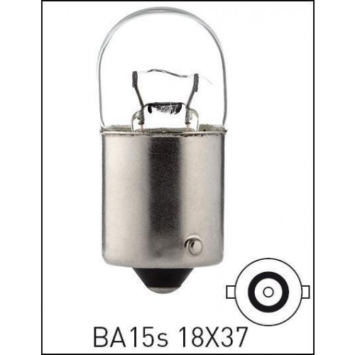 Lampje knipperlicht Tomos (12v 15W)